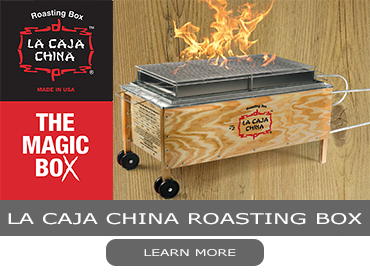 La caja china roasting box