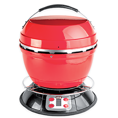 Cook-Air Grill, Red